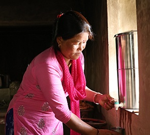 Bhadra Maya Pulami Magar